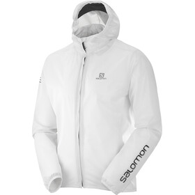 Salomon Bonatti Race WP Jacke Herren white